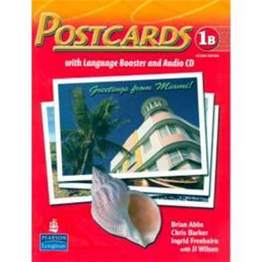 Postcards 1b Split Pack Brasil