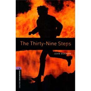The Thirty-nine Steps - Level 4 - John Buchan