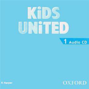 Cd Audio-kids United - Level 1