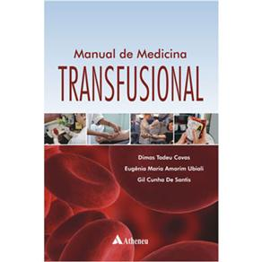 Manual de Medicina Transfusional