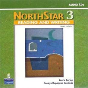 Audio Cds-3:northstar-reading And Writing- Laurie Barton e Carolyn Dupaquier Sardinas