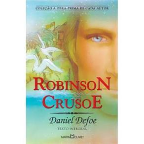 A Obra-prima de Cada Autor - Robinson Crusoé