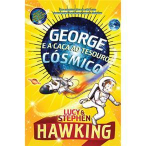 George e a Caça ao Tesouro Cósmico