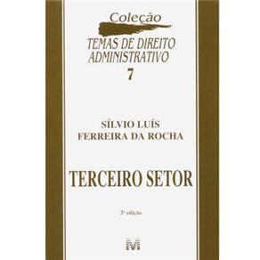 Terceiro Setor - Vol.7 - Coleção Temas de Direito Administrativo