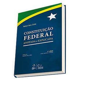 Constituição Federal Anotada e Explicada