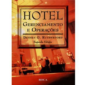 Hotel - Gerenciamento e Operações