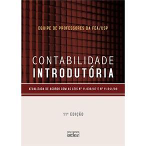 Contabilidade Introdutória - Texto