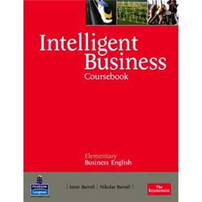 Intelligent Business: Coursebook - Elementary