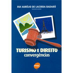 Turismo e Direito Convergencias