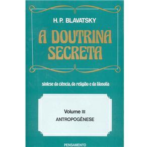Doutrina Secreta, a - Vol. 3