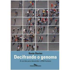 Decifrando o Genoma: a Corrida para Desvendar o Dna Humano