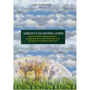 Direito e Economia Verde