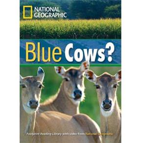 Blue Cows? Level 4 - B1 - British English