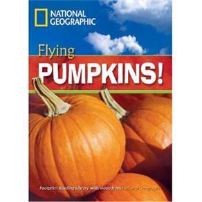 Footprint Reading Library - Level 3 1300 Headwords B1 - Flying Pumpkins! - British English