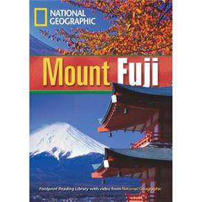 Footprint Reading Library - Level 4 1600 Headwords 1600 B1 - Mount Fuji - American English