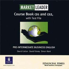 Market Leader: Course Book Cd1 And Cd2 With Test File - Pre-intermediate