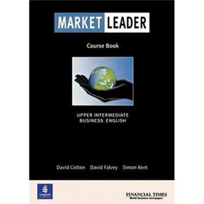Market Leader: Course Book - Upper Intermediate