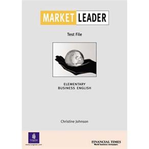 Market Leader: Test File - Elementary
