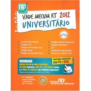 Vade Mecum Rt 2012 Universitário