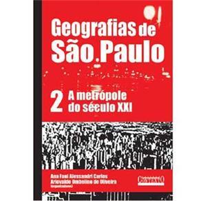 Geografias de Sao Paulo Ii