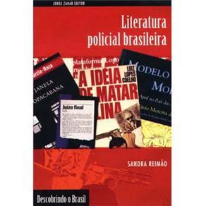 Literatura Policial Brasileira - Coleção Descobrindo o Brasil