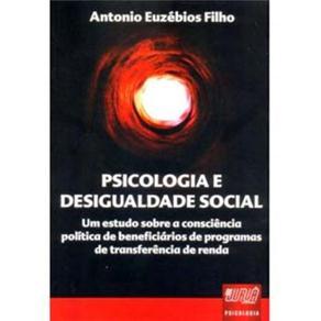 Psicologia e Desigualdade Social: um Estudo Sobre a Consciência Política de Beneficiários de Programas de Transferência de Renda