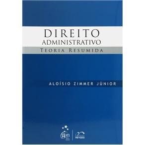 Direito Administrativo - Teoria Resumida