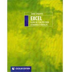Excel: Guião de Funções para Economia e Finanças