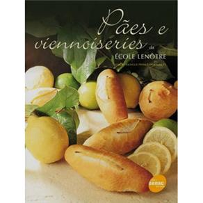 Paes e Viennoiseries - Frances/portugues