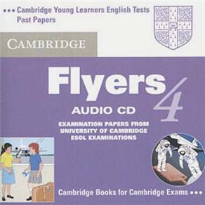Cambridge Flyers: Cd Audio - 4
