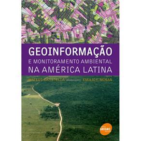 Geoinformacao e Monitoramento Ambiental na America Latina