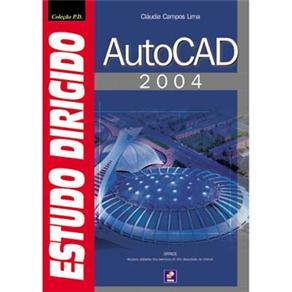 Estudo Dirigido Pd - Autocad 2004