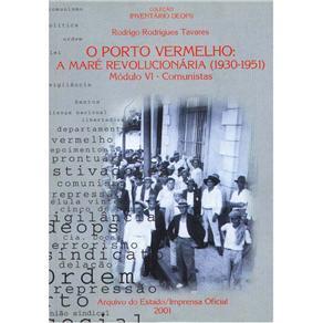 Porto Vermelho, O: a Mare Revolucionaria - Comunistas Inventario Deops, Mod