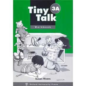 Tiny Talk: Workbook - 3a