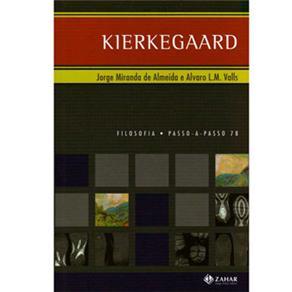 Kierkegaard - Coleção Filosofia Passo a Passo