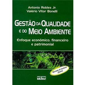 Gestão da Qualidade e do Meio Ambiente: Enfoque Econômico, Financeiro e Patrimonial