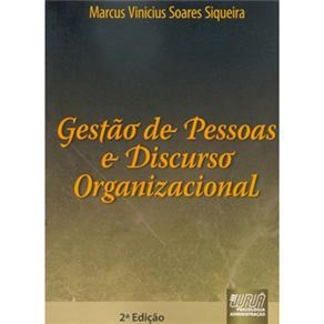Gestão de Pessoas e Discurso Organizacional