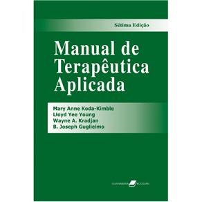 Manual de Terapêutica Aplicada