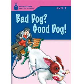 Foundations Reading Library Level 1.4 - Bag Dog,good Dog