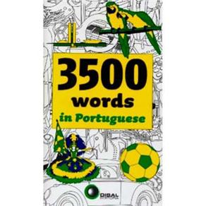 3500 Words In Portuguese - Volume 1