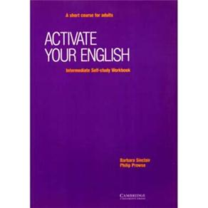 Activite Your English: Self-study Workbook - Intermediate