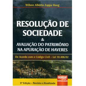 Resolução de Sociedade