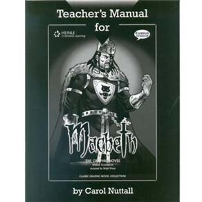 Classical Comics - Macbeth - Teacher´s Manual