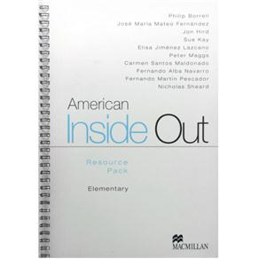 American Inside Out: Resource Pack - Elementary