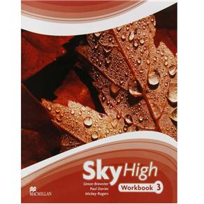 Sky High: Workbook - Level 3 - Simon Brewster