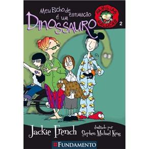 Famílias Malucas: Meu Bicho de Estimação É um Dinossauro - Volume 2