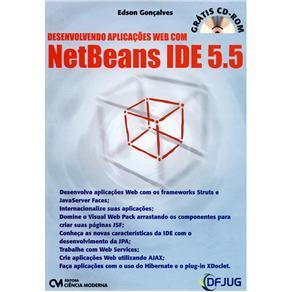 Desenvolvendo Aplicacoes Web Com Netbeans Ide 5.5