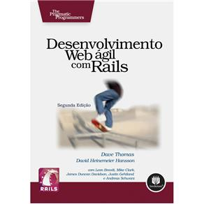 Desenvolvimento Web Ágil Com Rails