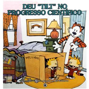 Calvin e Haroldo - Deu Tilt no Progresso