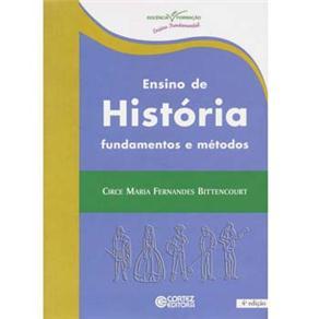 Ensino de História: Fundamentos e Métodos
